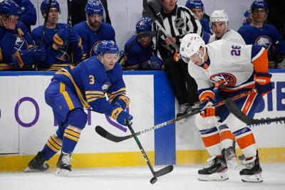 Sabres Islanders third