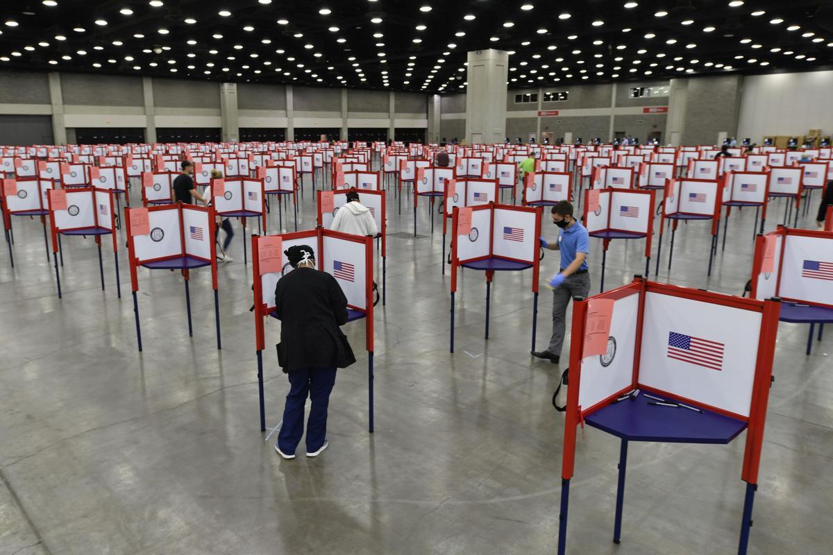Virus Outbreak Election Assistance