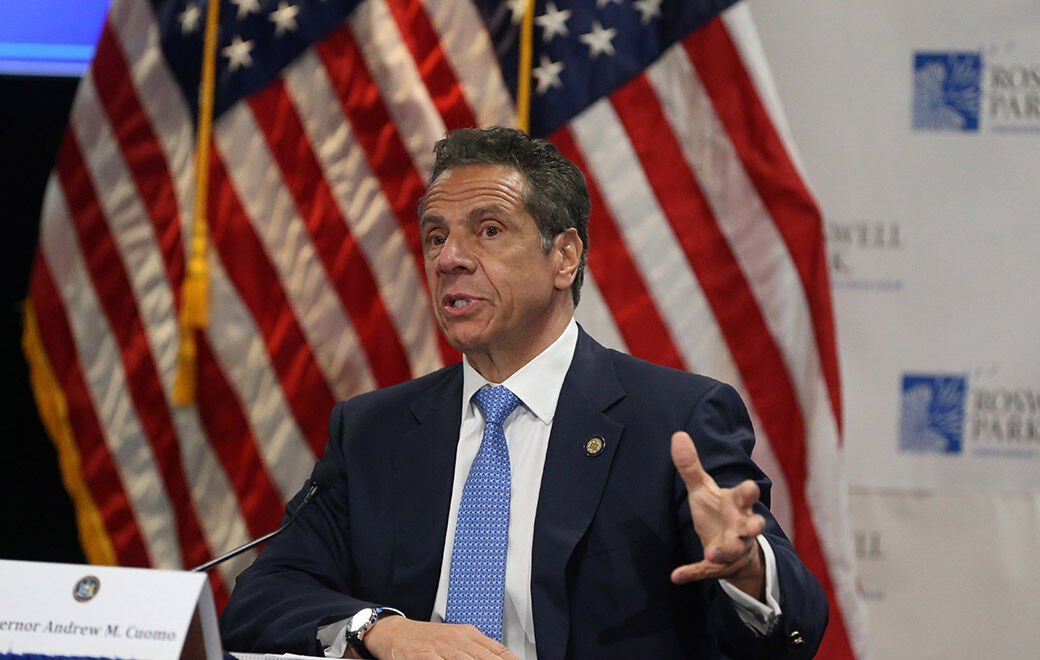 Cuomo Covid-19 Roswell Erie County Reopening Phase 1 2020 HICKEY
