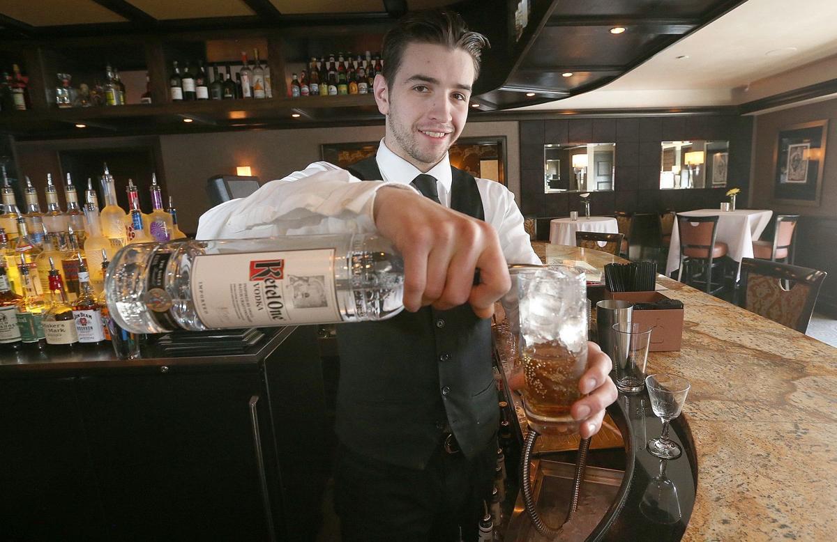 David Busch bartender
