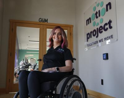 A terrible accident, paralysis and years of recovery yield a top-of-the-line rehab center in WNY