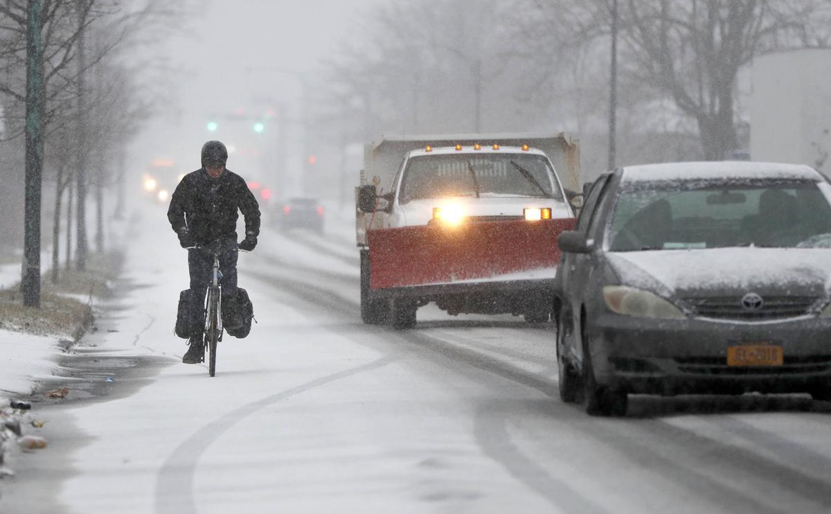 Weather Snow Roamer