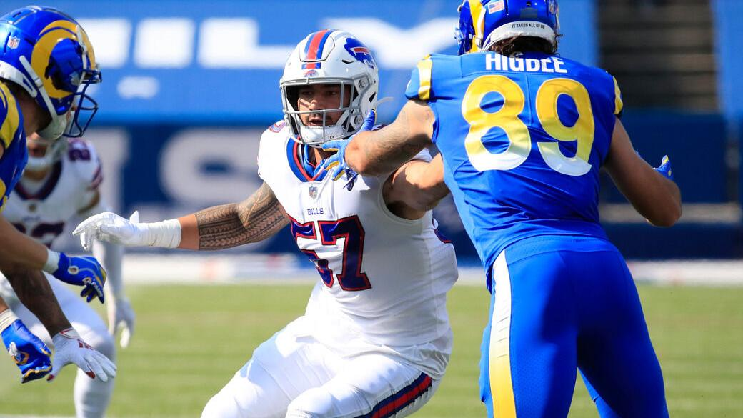 Identifying five breakout candidates for the Bills ahead of training camp