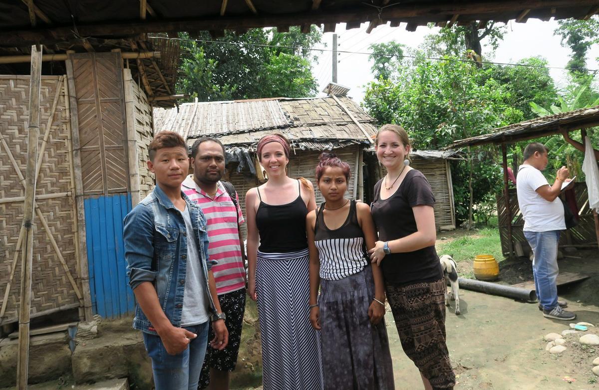 Chelsea Ellis Nepal