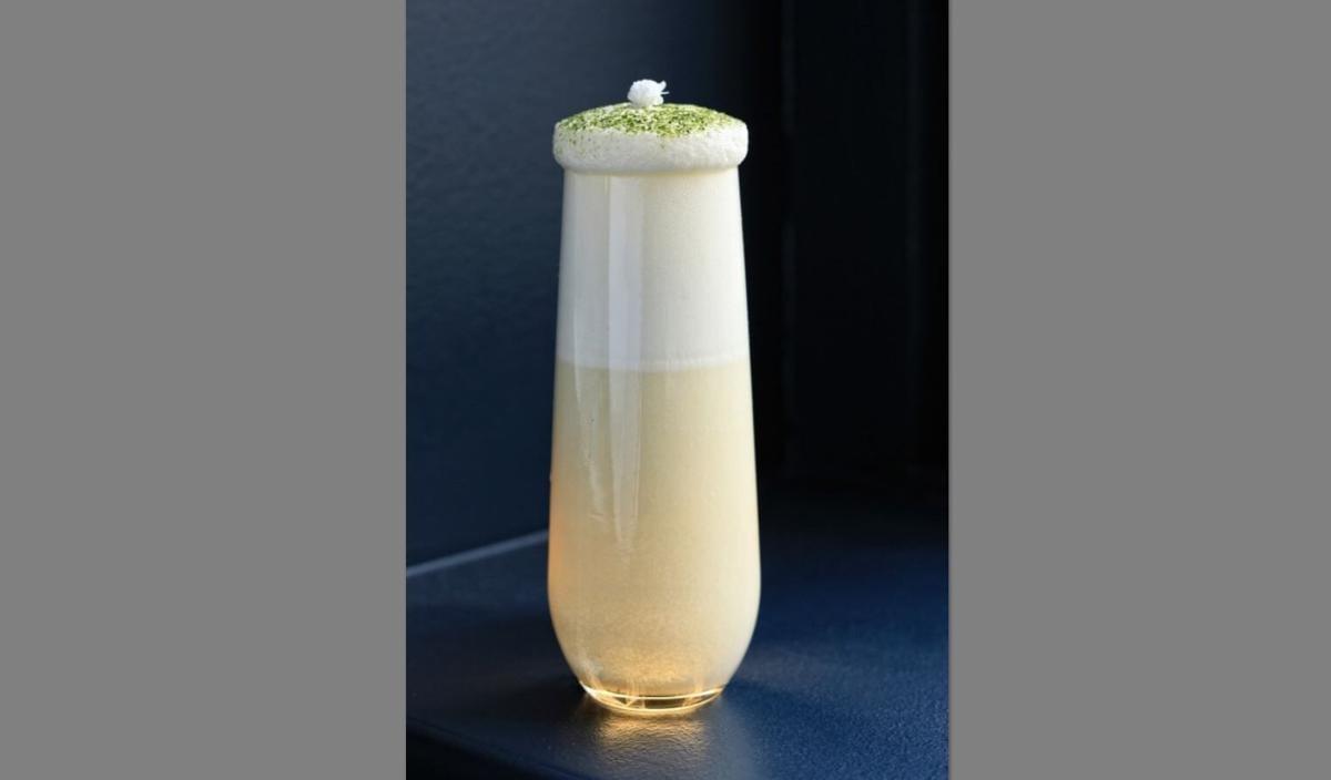 Garam Ramos, Yemeni-inspired cocktail by Tony Rials of Waxlight Bar a Vin