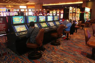 Seneca Creek Casino reopening HICKEY (copy)
