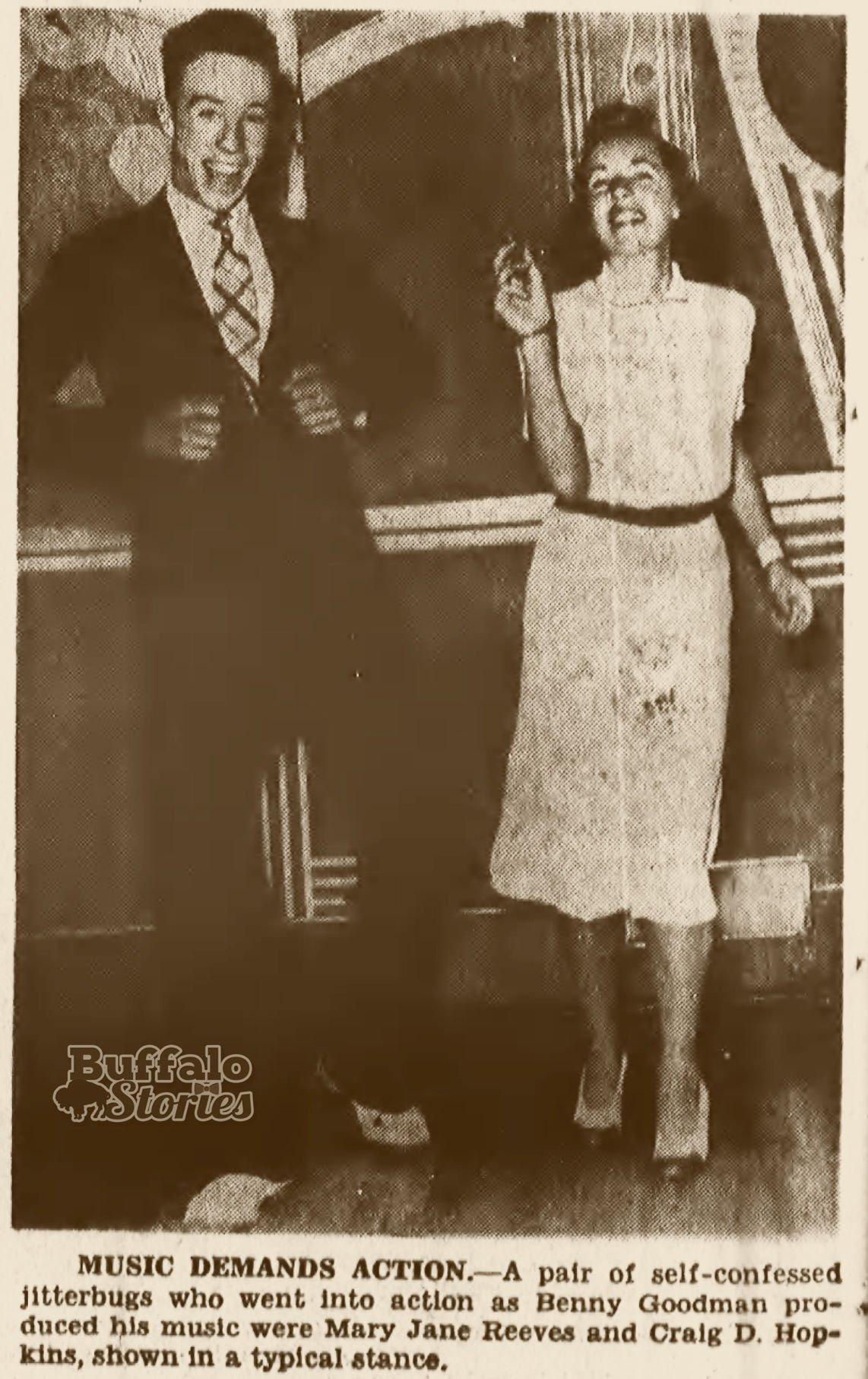 Buffalo in the '30s: Benny Goodman swings into Western New York