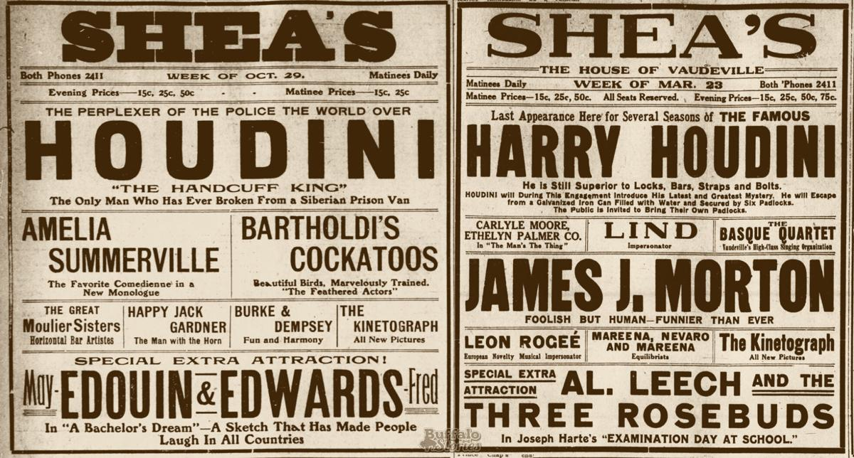 houdini ads for 1906 and 1908 appearances.jpg