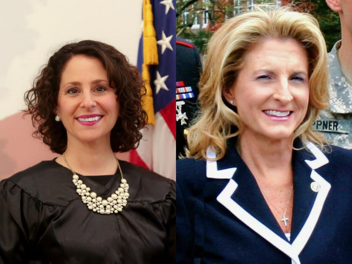 Amherst judge candidates