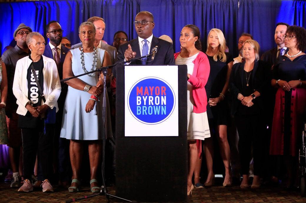 Byron Brown