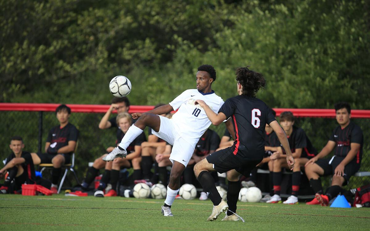 Clarence Canisius boys soccer