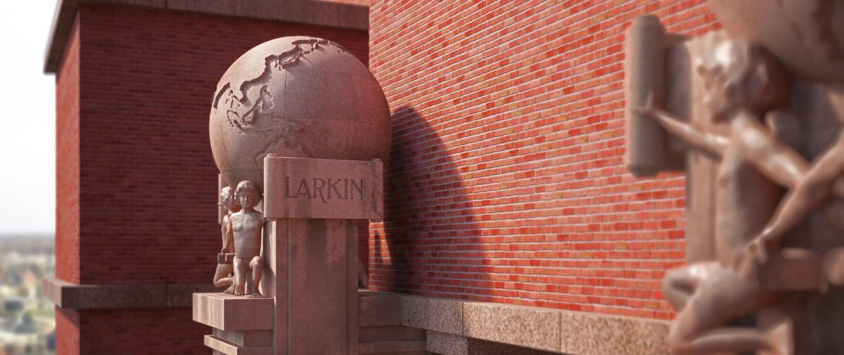 Larkin Administration Building Romero