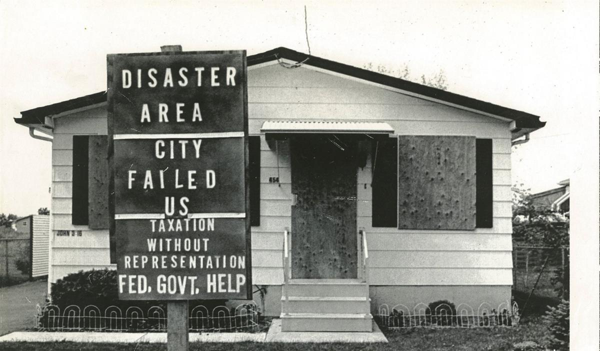 A look back at the Love Canal disaster
