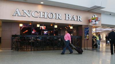 Anchor Bar at Buffalo Niagara International Airport