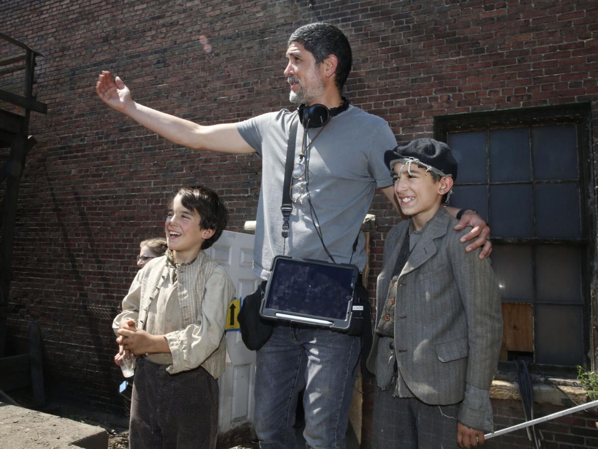 Untitled Cabrini film set (copy) Caico brothers