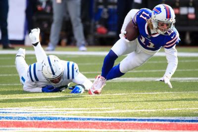 Bills Colts second