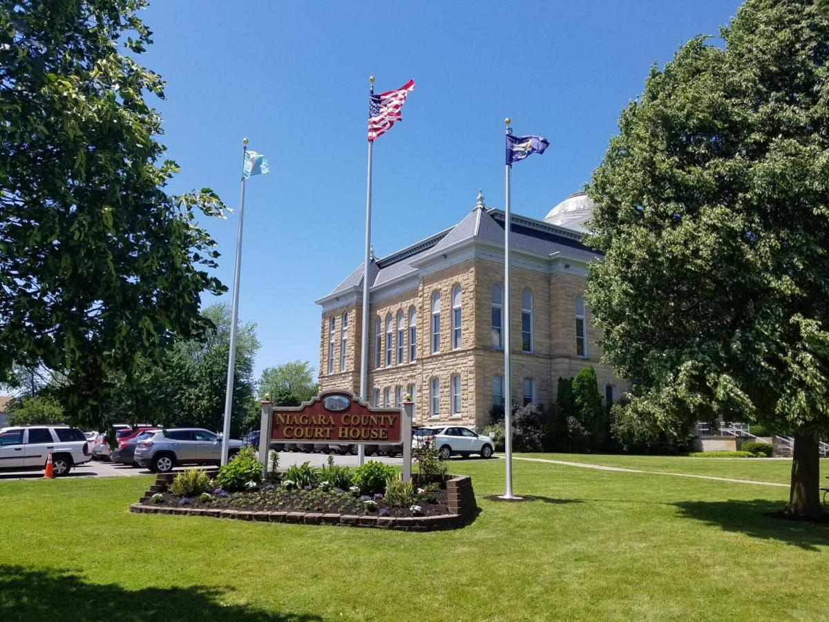 Niagara County Courthouse 2019