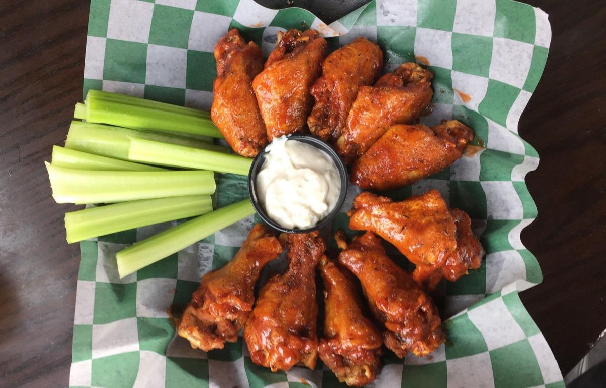 Bar Bill Tavern wings