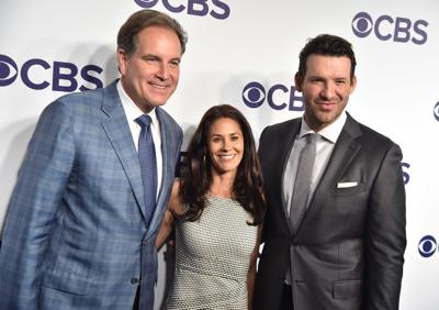 CBS announcing team