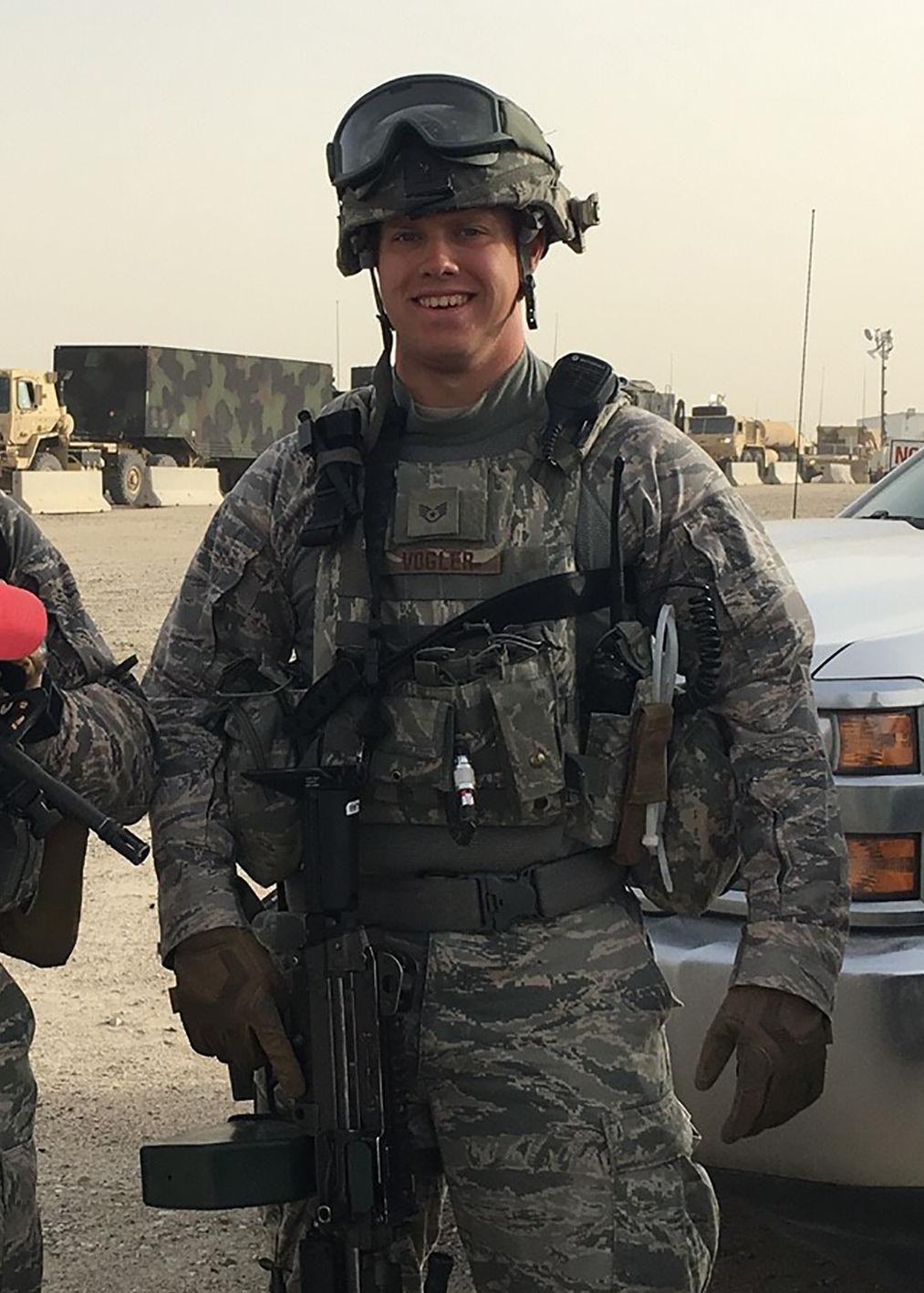 Sgt. Vogler