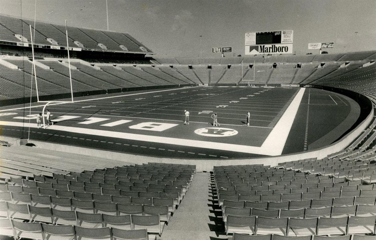 From Rich Stadium to the Ralph