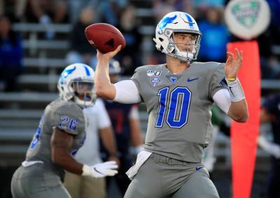 Myers-University at Buffalo-UB-Buffalo-Football-Robert Morris