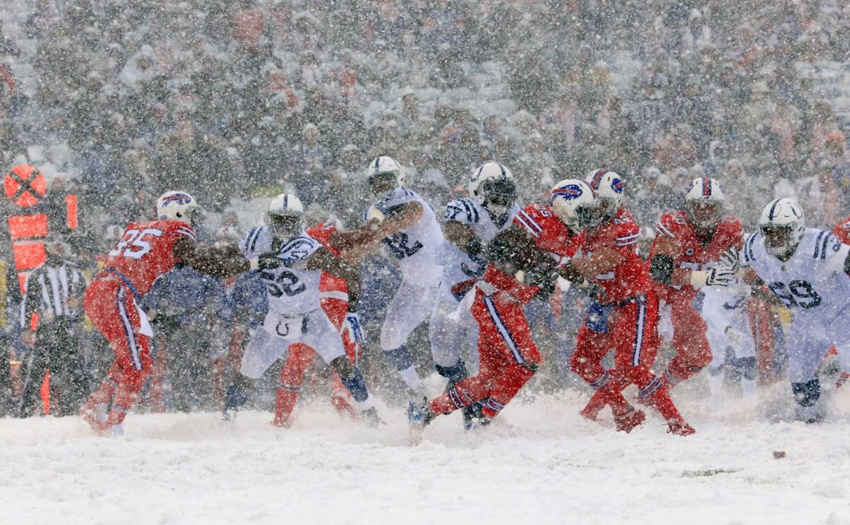 Fourth Quarter Analysis Against All Odds Bills Pull Out Win In The Snow Game Of 2017 Buffalo Bills News Nfl Buffalonews Com