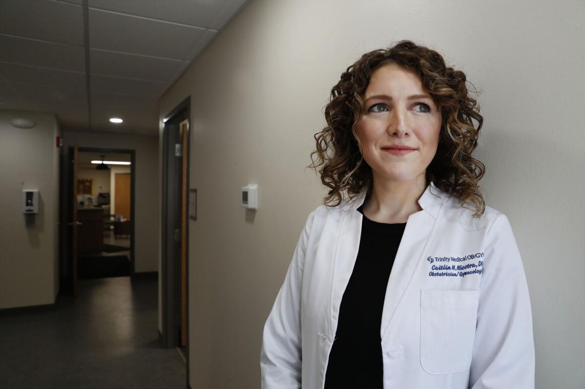 Dr. Caitlin M. Nicotra