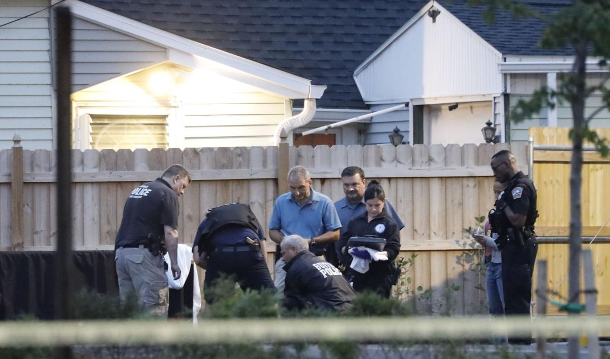 LOCAL POLICE SHOOTING GEE PLYMOUTH