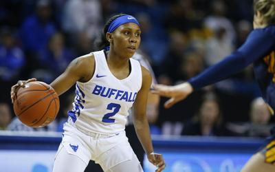 Dyaisha Fair  Canisius-Buffalo-College-Basketball-Scull-Alumni Arena