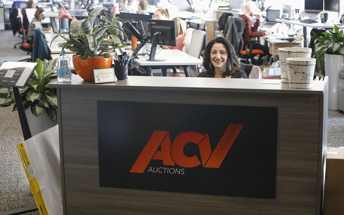 Editorial The Shining Example Of Acv Auctions Editorial Buffalonews Com