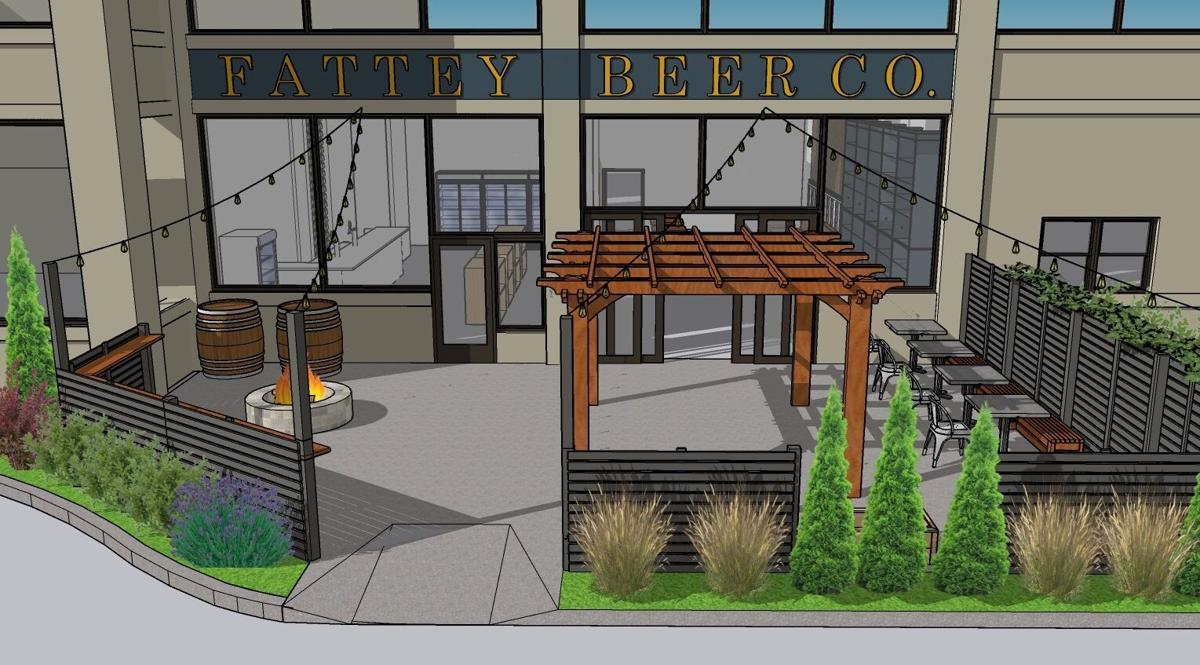 Fattey Beer rendering