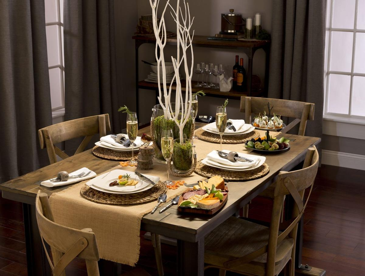 Setting The Table For Holiday Guests Shouldn T Be A Chore Home Garden Buffalonews Com