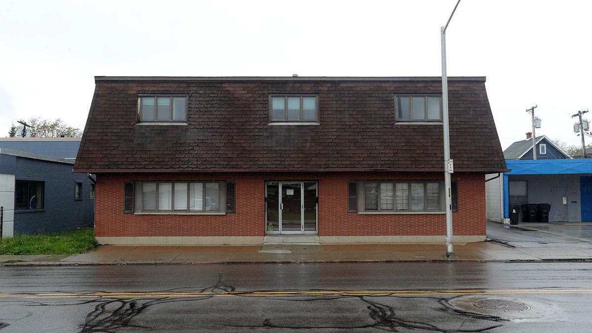 Mark M. Miller debt collecting business site, 1561 Kenmore Avenue (copy)