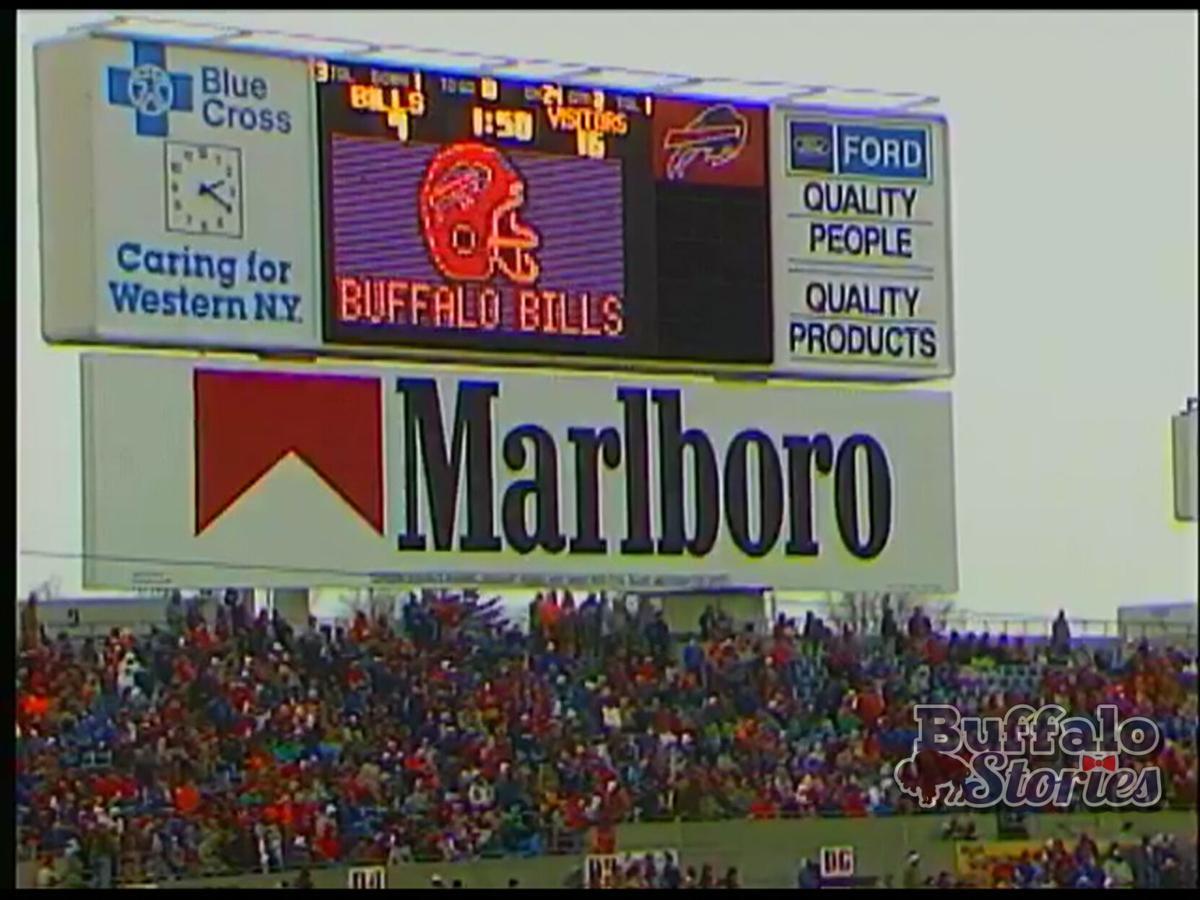 Rich Stadium scoreboard 1