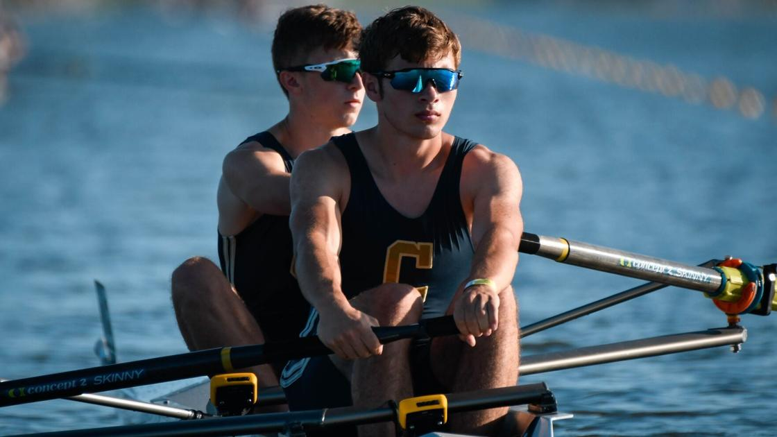 Canisius pair fourth overall but first among school crews in junior final