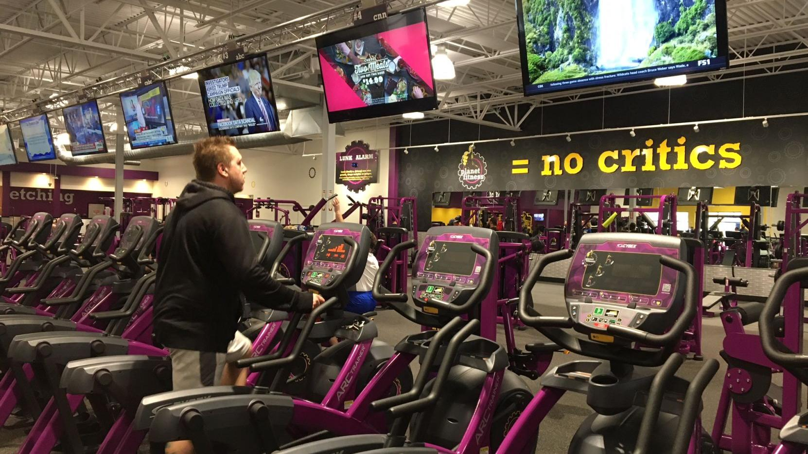 Planet Fitness Marks Latest Franchise Opening In Clarence Business Local Buffalonews Com