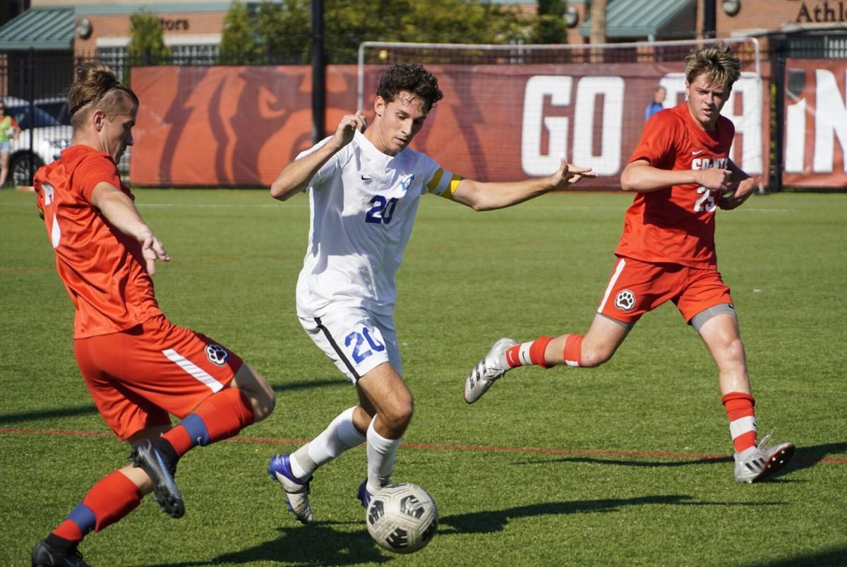Derek Bartlo Daemen soccer