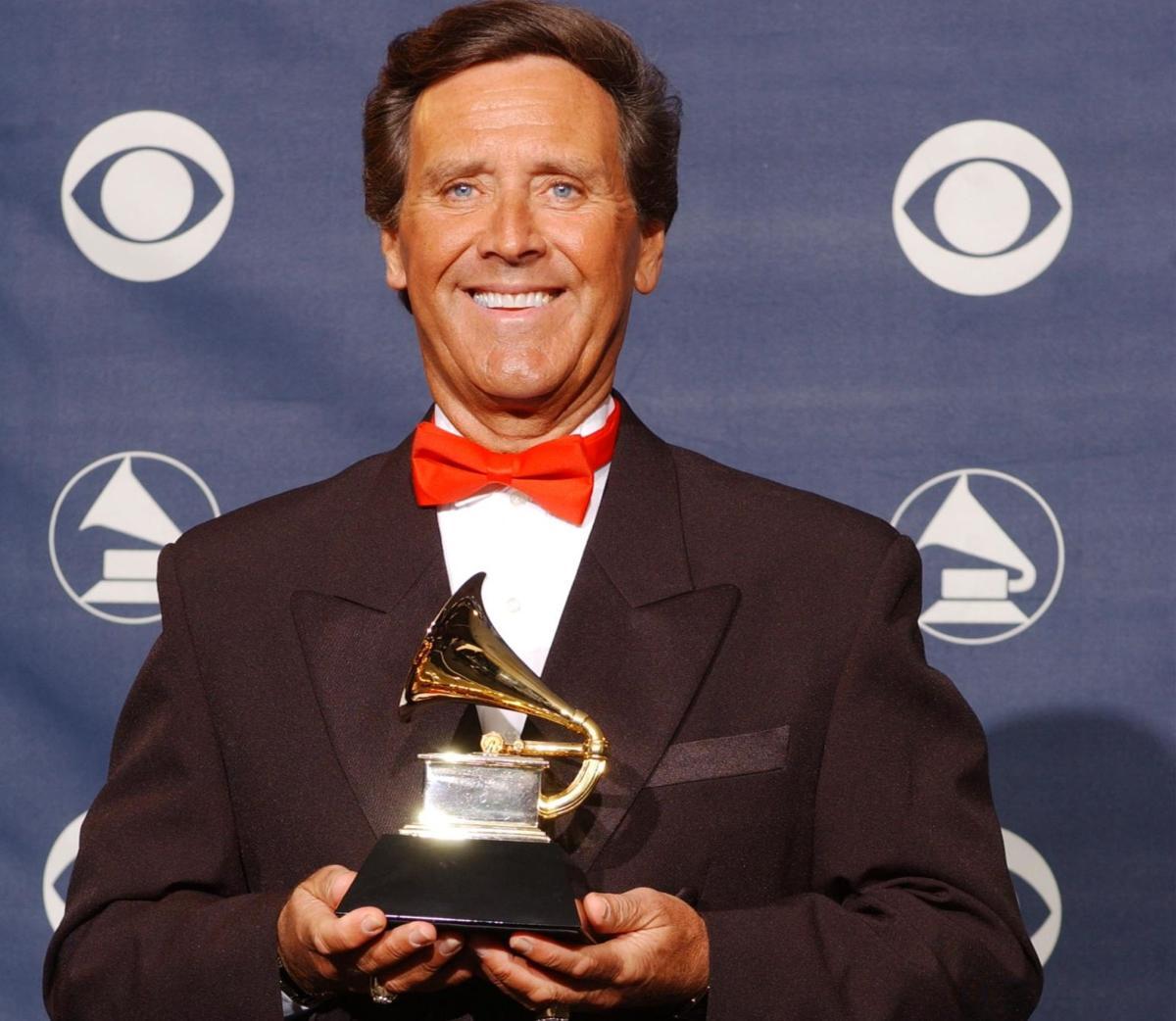 Jimmy Sturr 45th Annual Grammy Awards Pre-Telecast Pressroom