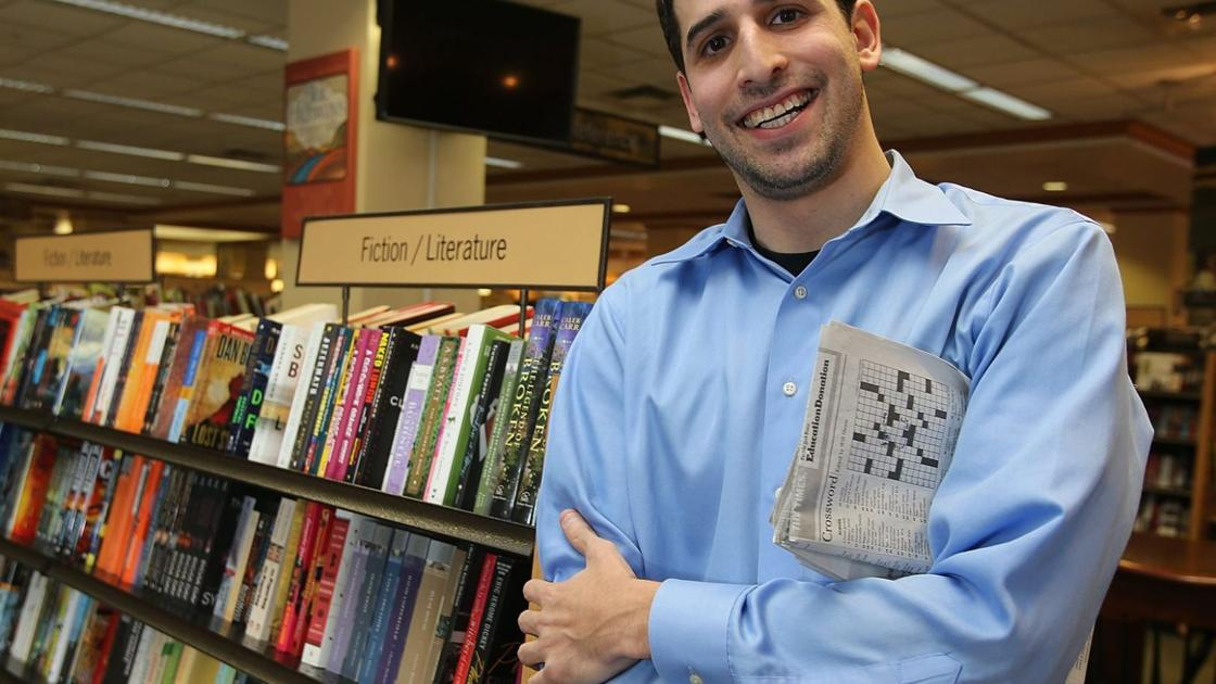 People Talk Crossword Puzzle Constructor David Ben Merre Lifestyles Buffalonews Com
