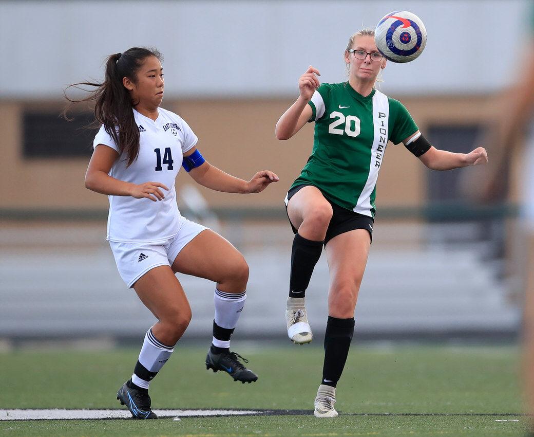 East Aurora Pioneer Girls Soccer
