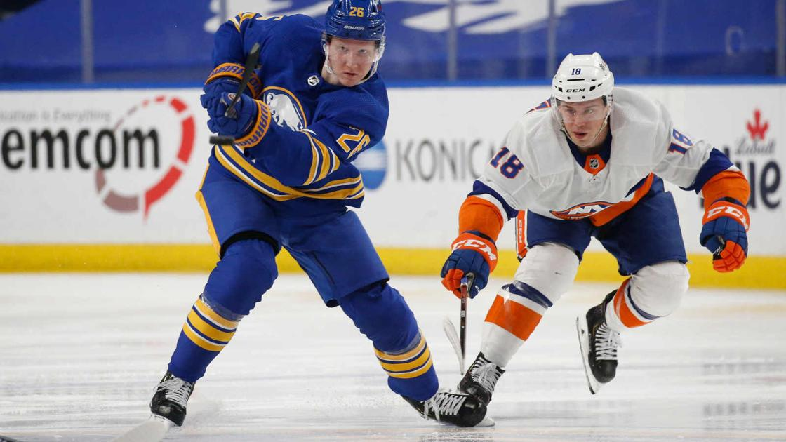 By the numbers: Lots of ugly ones and some surprising ones from Sabres' season