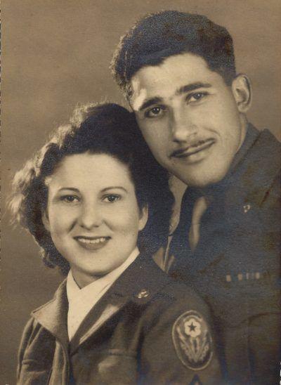 Eula and Luciano Graziano