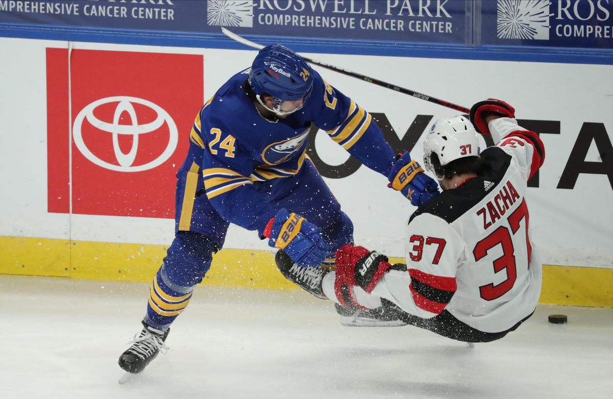 Buffalo Sabres 4, New Jersey Devils 3 in OT
