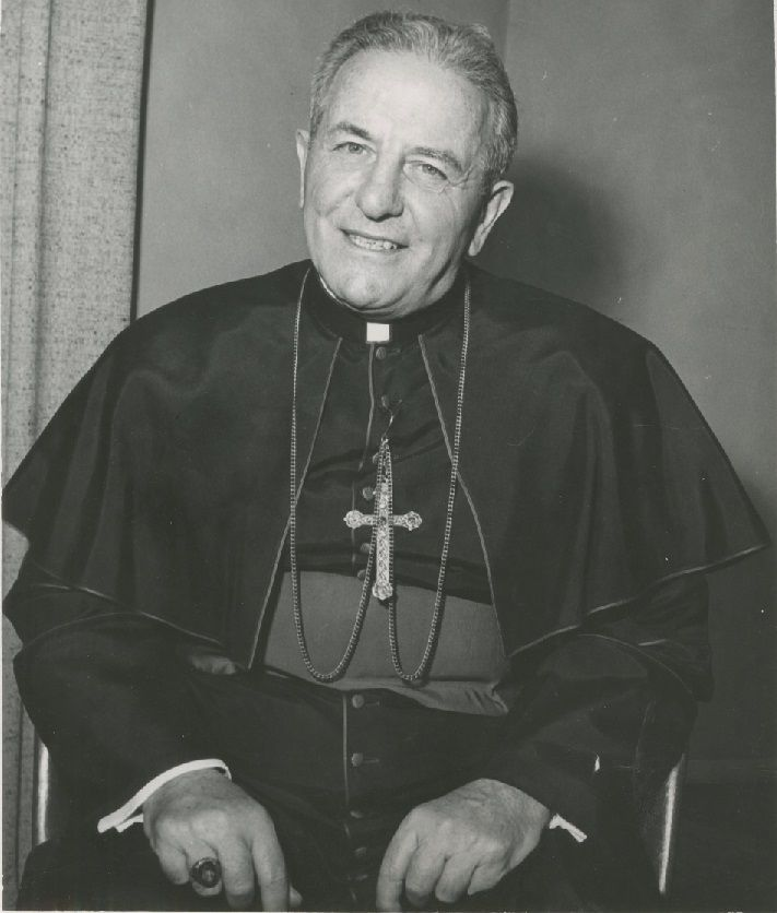 Bishop James McNulty