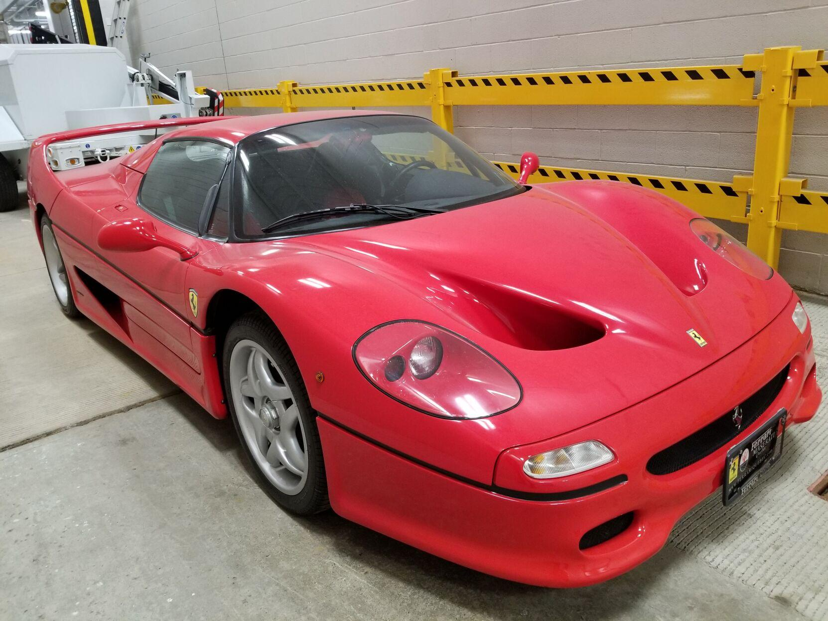Fate Of Stolen 2m Ferrari In Buffalo Court Home To Italy Or To A Florida Car Collection Local News Buffalonews Com