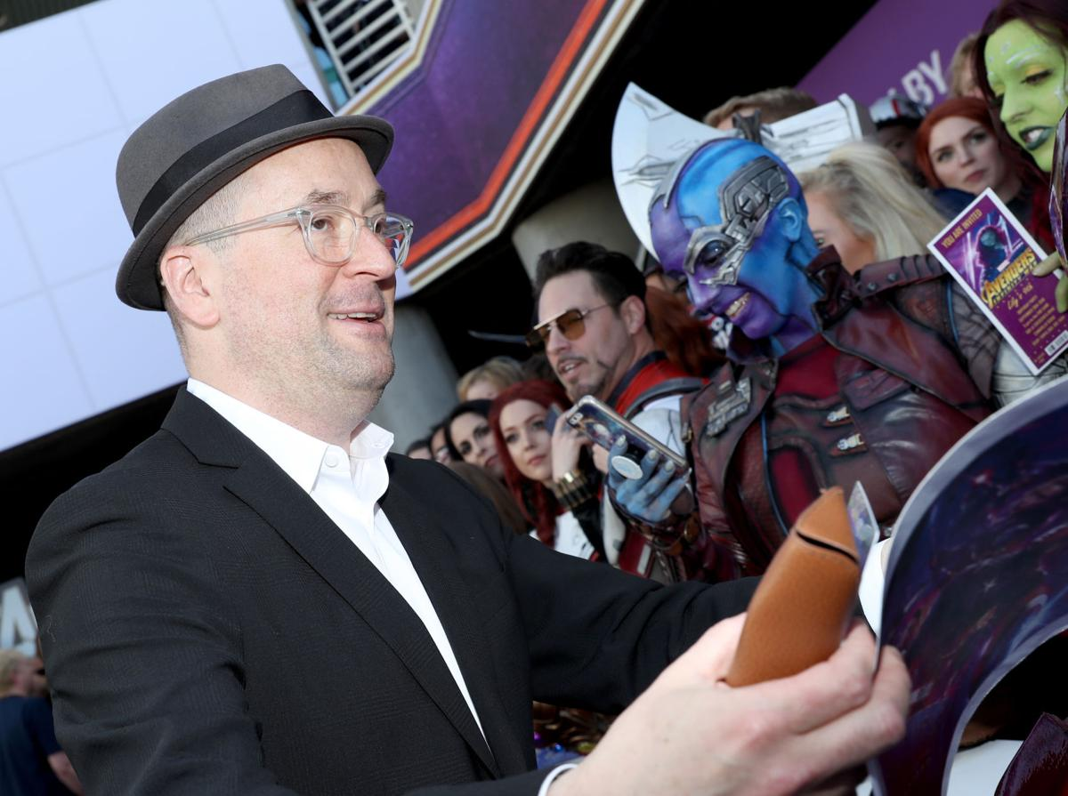 """Christopher Markus Los Angeles World Premiere Of Marvel Studios' """"Avengers: Endgame"""""""