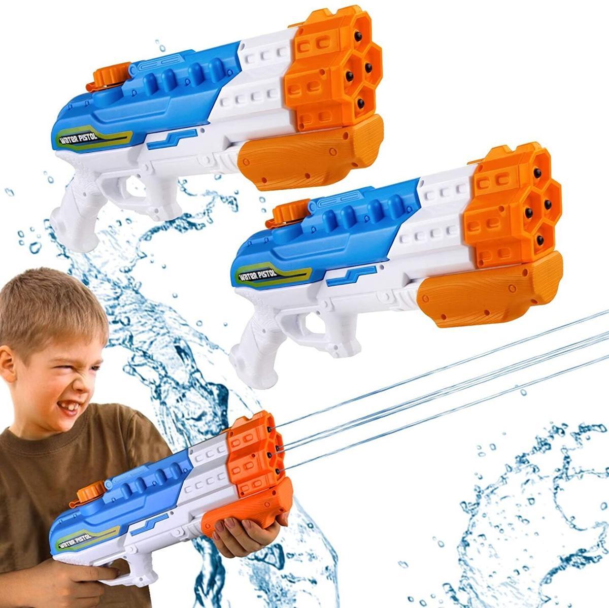 2 pack water guns