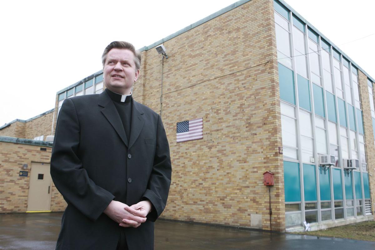 Rev. David M. Bialkowski