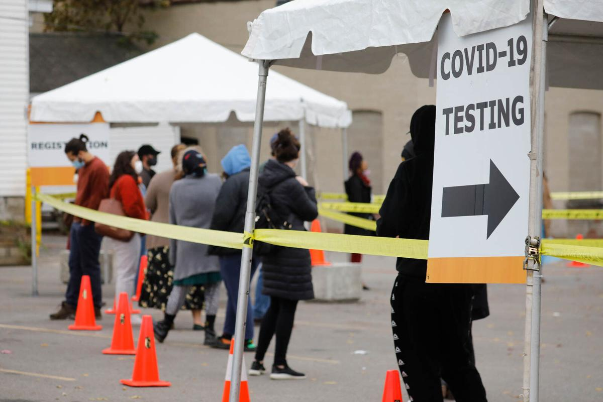 Erie County Will Restrict Free Testing For Covid 19 Local News Buffalonews Com